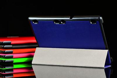 Attento Cover Per Lenovo Tab 2 10.1 A10-70f A10-70l A10-70 Custodia Guscio Custodia Protettiva Astuccio-