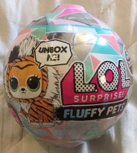 LOL surprise paillettes Globe hiver Disco Moelleux Pets Factory Sealed UK Vendeur