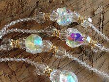 CRYSTAL WEDDING LASSO AB FINISH/LaZo de cristal para Boda Multicolor