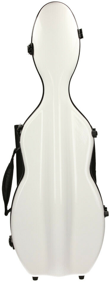 Fiberglass violin case UltraLight 4 4 M-case Weiß
