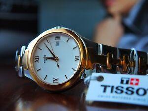 TISSOT-T-Trend-T12-Ladies-ROSE-GOLD-Watch-T082-210-22-038-00-RRP-370-00