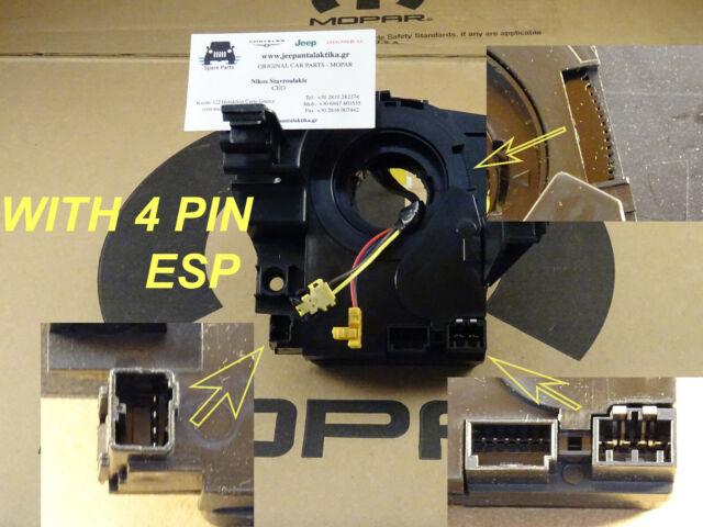 5156106AF 5156106AD 68339336AA with Angle Sensor For 2007-18 Je ep Wrangler JK MODEL 2007-16 Je ep COMPASS//PATRIOT 2008-14 CHRY SLER SEBRING SEDAN NSKE