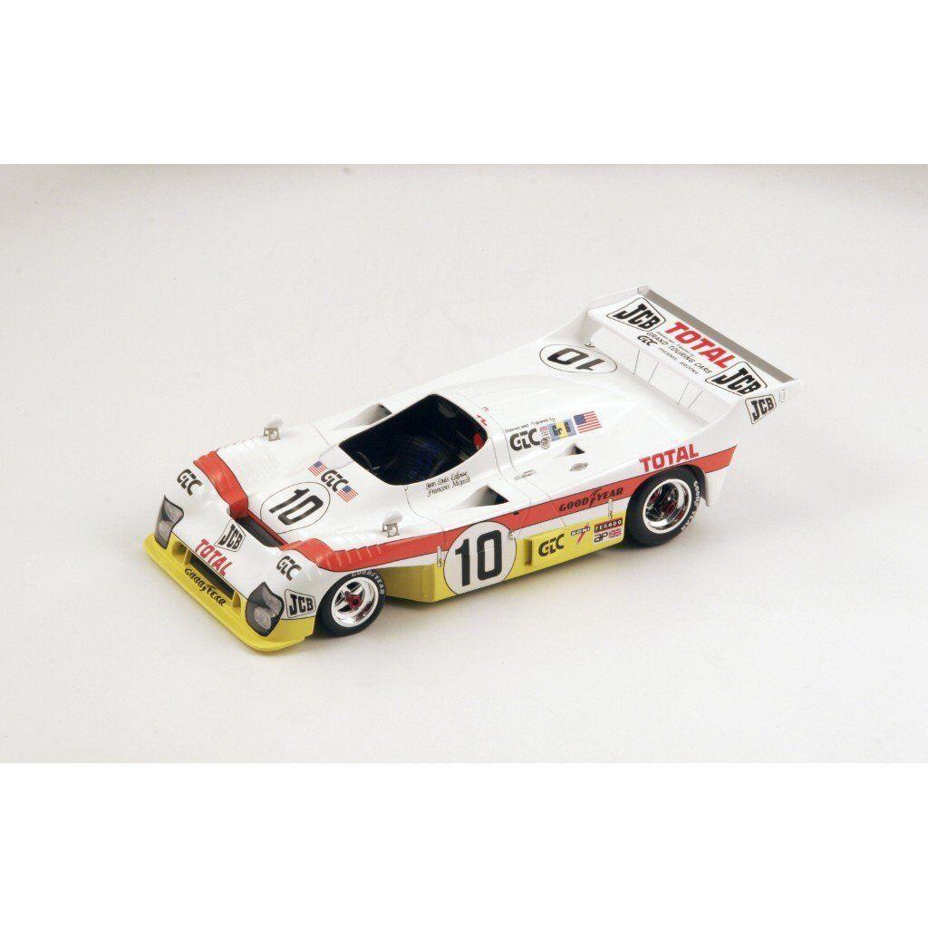 Spark 1 18 Mirage Gr8 No.10 2nd Le Mans 1976 18S014