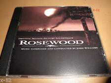 ROSEWOOD soundtrack CD score JOHN WILLIAMS ost