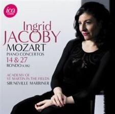 Mozart: Piano Concertos Nos. 14 & 27, New Music