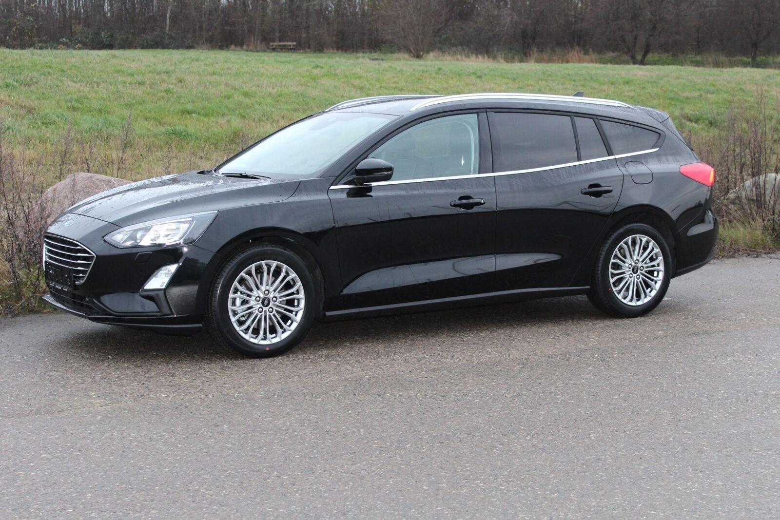 Ford Focus 1,5 EcoBoost Titanium Business stc