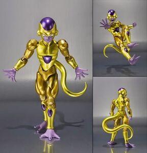 Japan S.H. Figuarts Action Figure Dragon Ball Z Resurrection F Golden Freeza