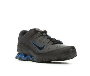 NIB Men s Nike Reax 8 TR 616272 010 Leather Running Training Shoes ... 0476d9892