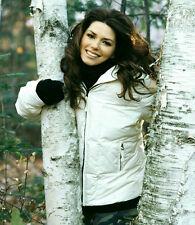 Shania Twain UNSIGNED photo - E646 - BEAUTIFUL!!!!!