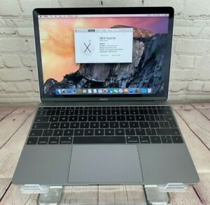 Apple-MacBook-12-034-Core-M5-1-2GHz-500GB-SSD-8GB-RAM-A1534-Space-Grey-early-2016
