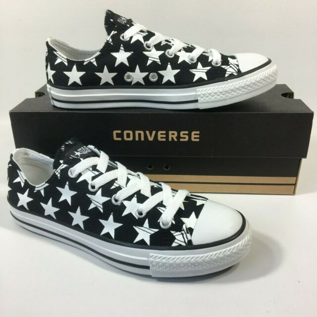 Boys Girls Classic Chuck Taylor Low Trainer Sneaker All Stars OX NEW sizes Shoes