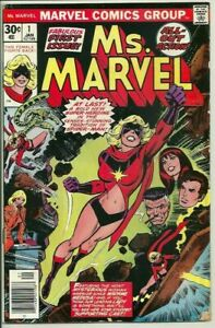 Ms-Marvel-1-FN-5-5-1st-Appearance-Ms-Marvel-Premiere-Issue