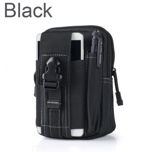 Fashion Tactical Waist Pack Purse Phone Mini Outdoor Sport Men Bags Newest