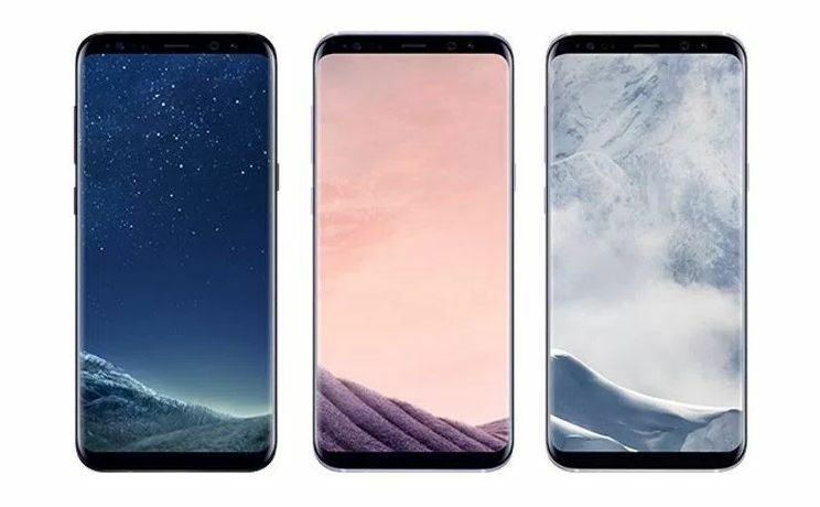 Samsung Galaxy S8 SM-G950U - 64GB (Verizon) Unlocked Phone AT&T T-Mobile GSM SIM 1