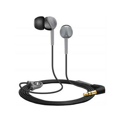 Sennheiser CX 180 Street II In-Ear Headphone (Black) :: DEAL VATbil