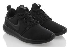Scarpe NUOVO Nike W Roshe DUE Donna Rosherun Jogging Scarpe da corsa ORIGINALE