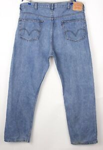 Levi's Strauss & Co Hommes 505 Coupe Standard Jambe Droite Taille Du Jean W42