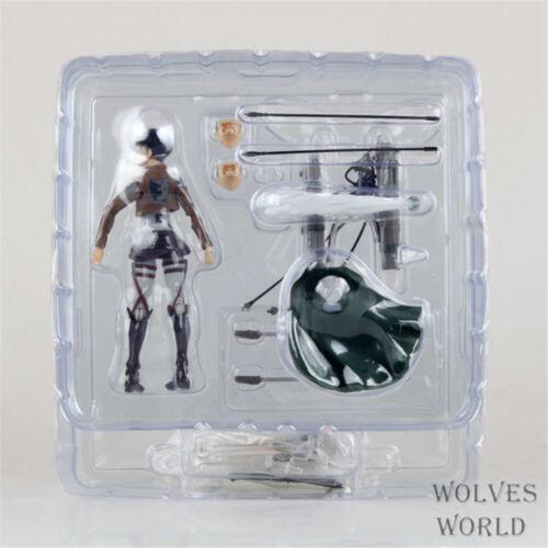 Attack on Titan Levi·Ackerman 213# Eren Jaeger 207# Figur Modell Spielzeug
