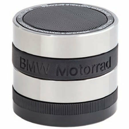 Genuine BMW Portable Bluetooth Speaker BMW Motorrad 72602410383