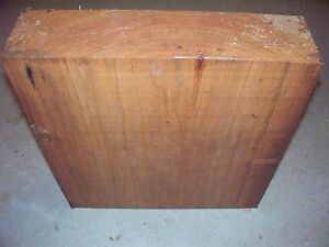 THICK-LARGE-CHERRY-BOWL-BLANK-TURNING-BLOCK-LUMBER-WOOD-12-X-12-X-4-034