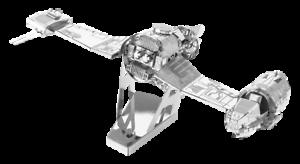 FASCINATIONS-METAL-EARTH-Star-Wars-The-Last-Jedi-Resistance-ski-Speeder-Kit