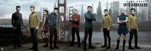 STAR-TREK-INTO-DARKNESS-CAST-DOOR-21x62-MOVIE-POSTER-Benedict-Cumberbatch