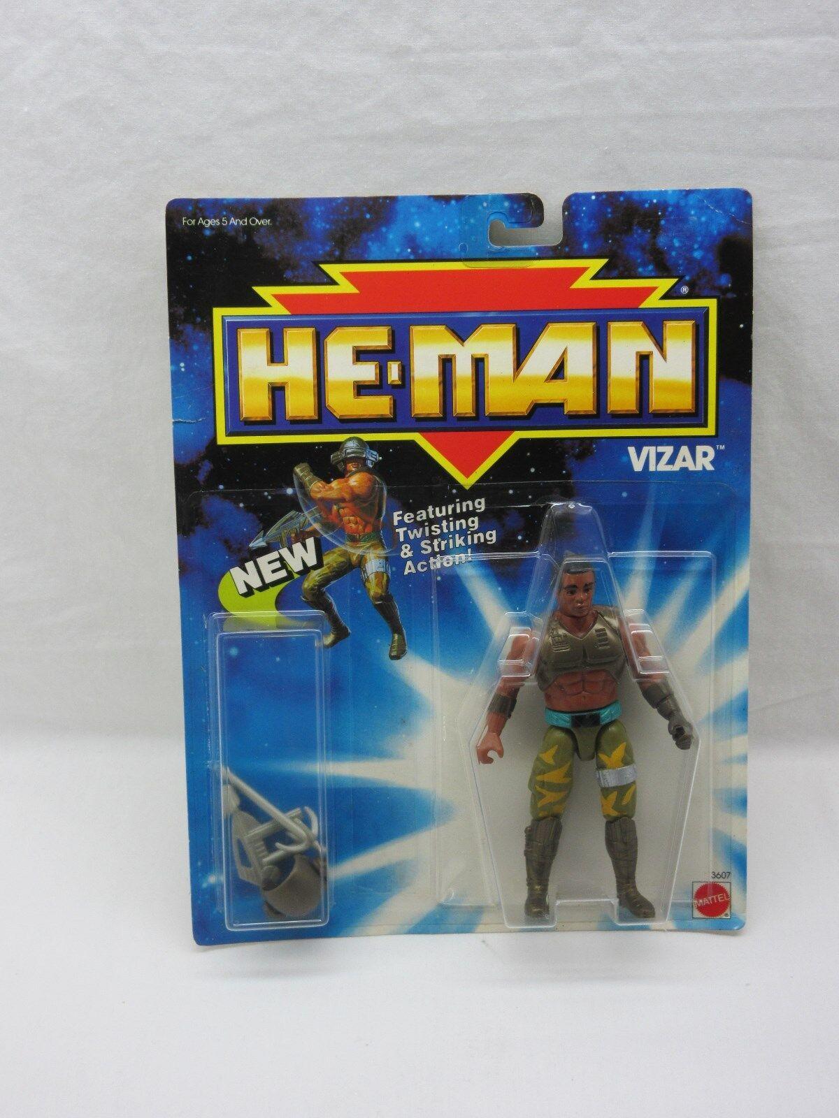 MOTU,VIZAR,He-Man New Adventures,MOC,sealed,figure,Masters of the Universe