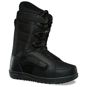 a074c5236b 2018 NWOB MENS VANS V-66 SNOWBOARD BOOTS  240 black black