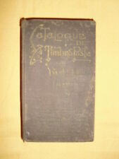 CATALOGUE DE TIMBRES POSTE Yvert & Tellier Champion 1926 Philatélie