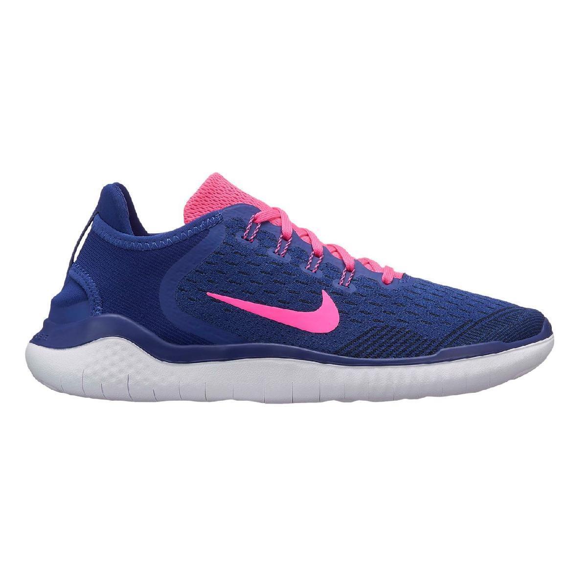 Nike Free Run 2018 Damen Turnschuhe Laufschuhe Turnschuhe Trainers Fitness 4647