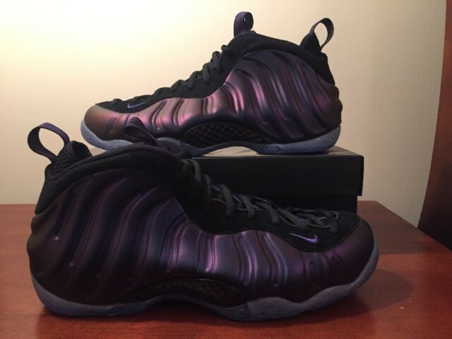 more photos 38d1e 76a3d Nike Air Foamposite One 2017 Eggplant Varsity Purple Penny Hardaway Size 12  DS