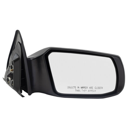 Passengers Side View Power Mirror Smooth Assembly for 07-12 Nissan Altima Sedan