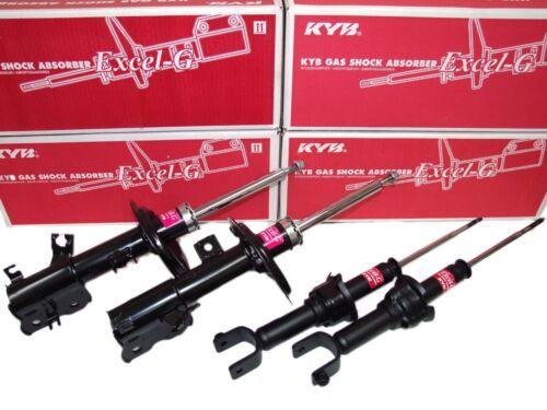 KYB GR-2//EXCEL-G STRUTS//SHOCKS FOR 89-94 NISSAN MAXIMA FRONT /& REAR SET