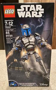 LEGO-Star-Wars-Jango-Fett-75107-NEW-SEALED-Buildable-Figure-Mandalorian