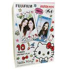 FUJIFILM FUJI INSTAX MINI Instant FILM 1 PACK / Hello Kitty 2016 4 8 25 SP-1 SP2