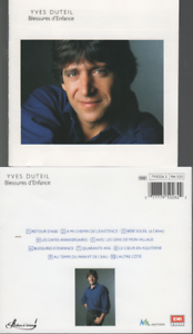 Yves-Duteil-Blessures-D-039-Enfance-CD-ALBUM