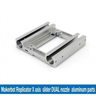 Flashforge 3D printer parts Creator pro x axis extruder carriage plastic parts