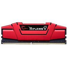 G.SKILL 8GB X 1 DDR4 3000MHZ RIPJAWS V F4-3000C15S-8GVRB