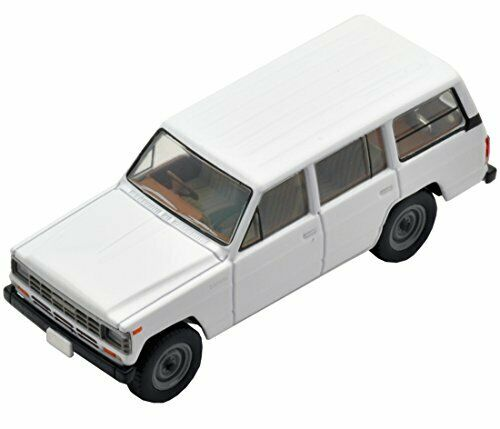 Tomica Limited Vintage LV-N109b safari van DX white