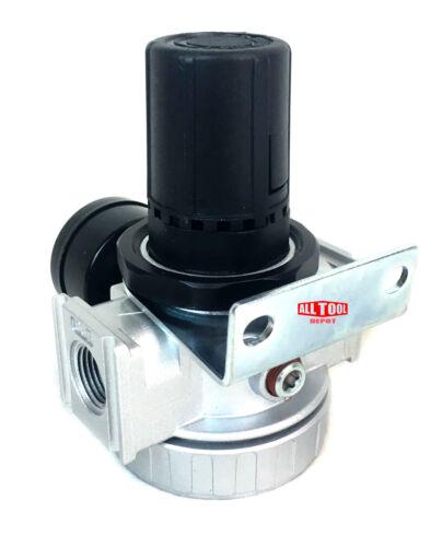 "1//2/"" Air Pressure Regulator for Compressed Air Compressor w// Gauge Max 150psi"