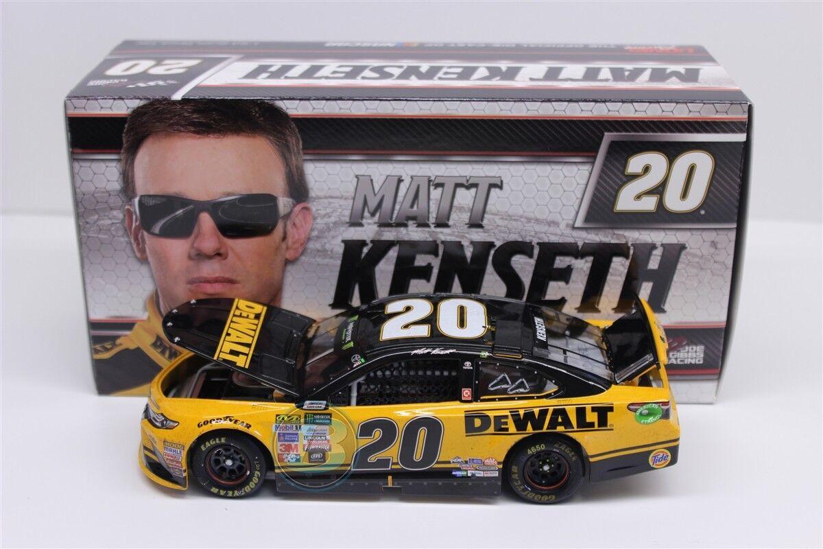Matt Kenseth Dewalt Homestead final Ride corrió versión 1 24 Envío Gratuito