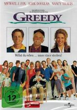 DVD NEU/OVP - Greedy - Michael J. Fox, Kirk Douglas & Nancy Travis