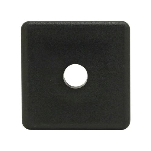 80//20 Inc 40 Series ABS Plastic End Cap w//Fastener for 40-4040 #40-2030-PLAIN N