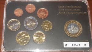 Coffret Euro Premium Finlande -UNC Qualité  BE-BU avec Essai