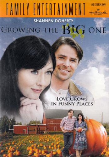 Growing the Big One (DVD, 2010) PUMPKIN Shannen Doherty seen on Hallmark Channel