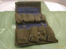 Canvas Pouch for 9 rounds ( SPSh-44 ) of ammunition for the rifle special KS-23.
