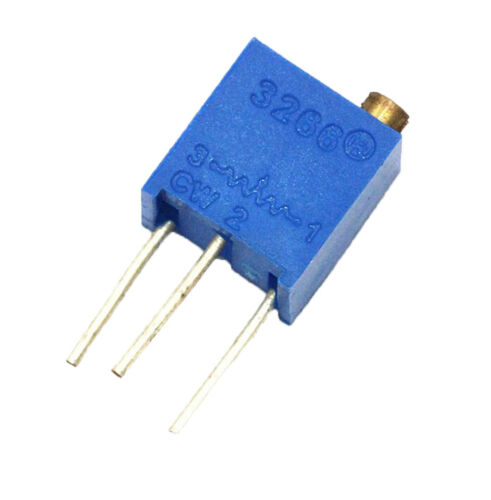3266W-501 500R 500ohm Top Adjustable Precision Multiturn Trimming Potentiometer