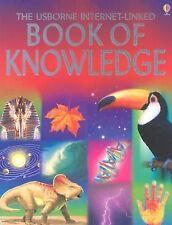 The Usborne Internet-Linked Book of Knowledge Emma Helbrough Hardcover
