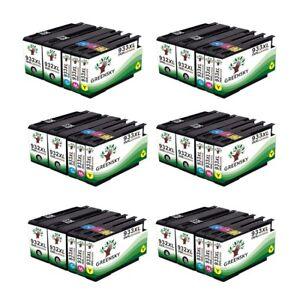 Cartridge Ink B /& C 932XL 933XL for HP OfficeJet 6100 6600 6700 7110 7610