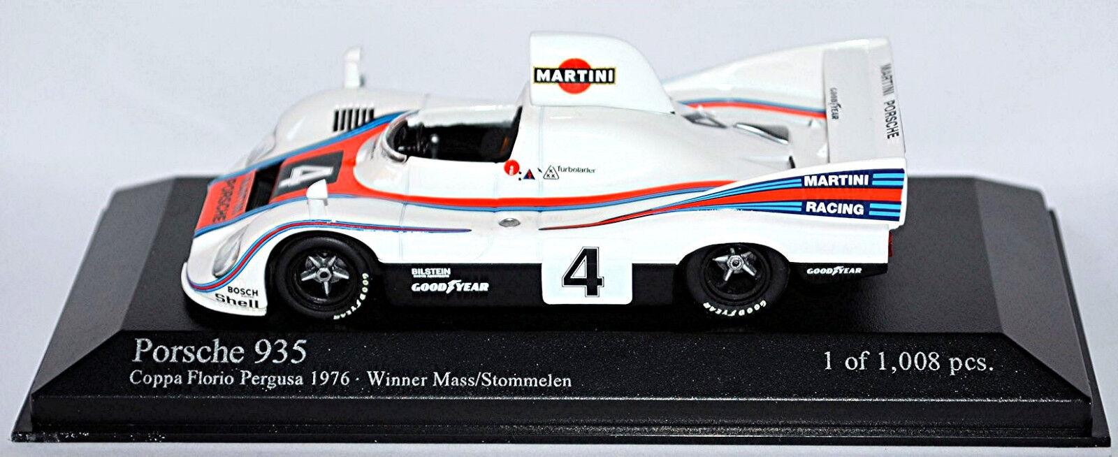 Porsche 936 76 Martini Winner Winner Winner Copa Florio 1976 Dimensions Stoomelen 1 43 a19b13